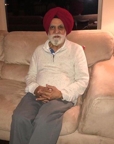 Maghar Singh Dhaliwal